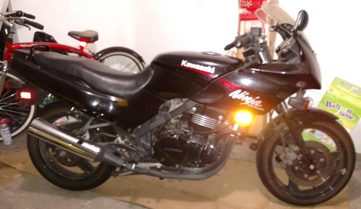 Kawasaki GPZ 500 S EX500D 1997 Replica Valve Cover Gasket