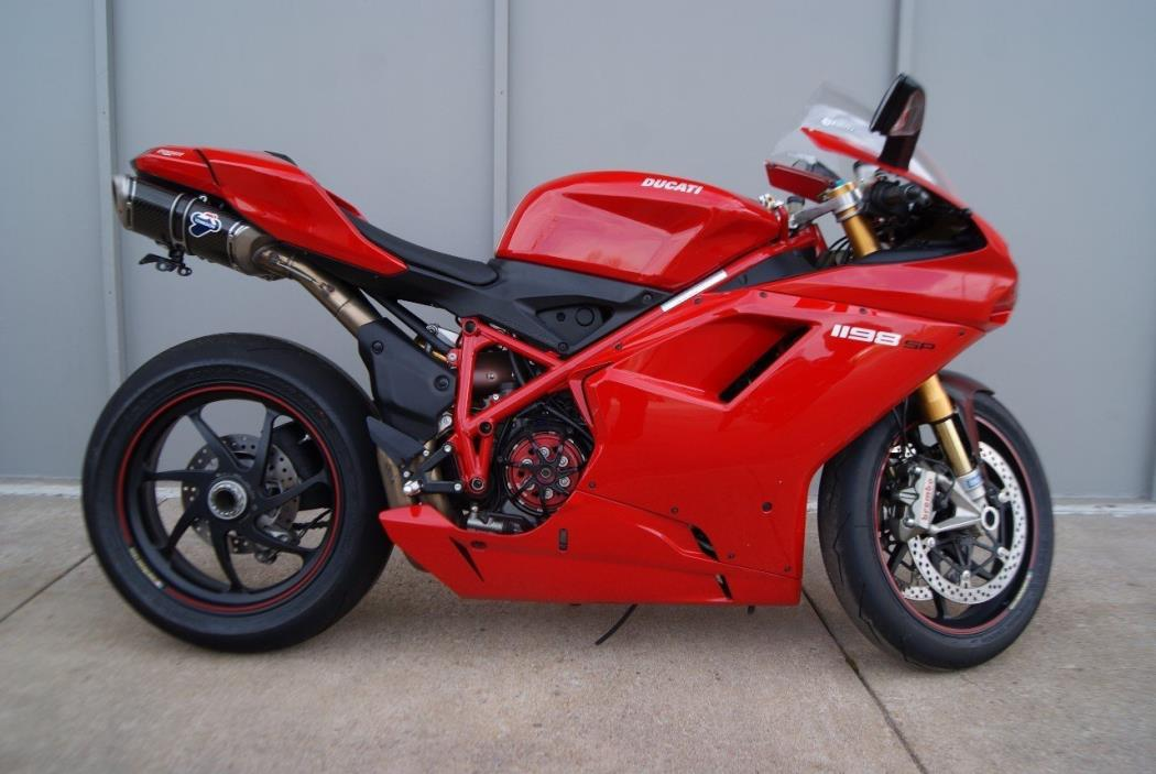 ducati superbike 1198 sp motorcycles for sale