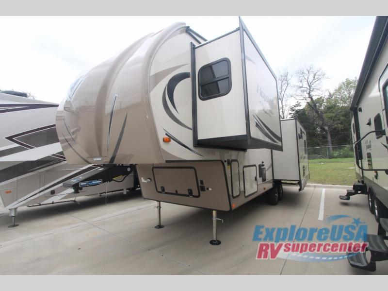 2018 Forest River Rv Flagstaff Classic Super Lite 8529IKBS
