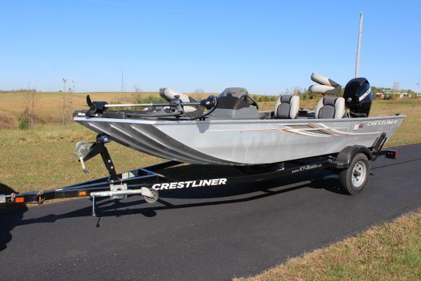 2012 Crestliner 16 Storm
