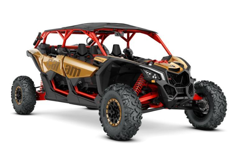 2017 Can-Am MAVERICK X3 X rs 1000R Turbo