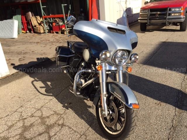 2014 Harley-Davidson ELECTRA GLIDE POLICE