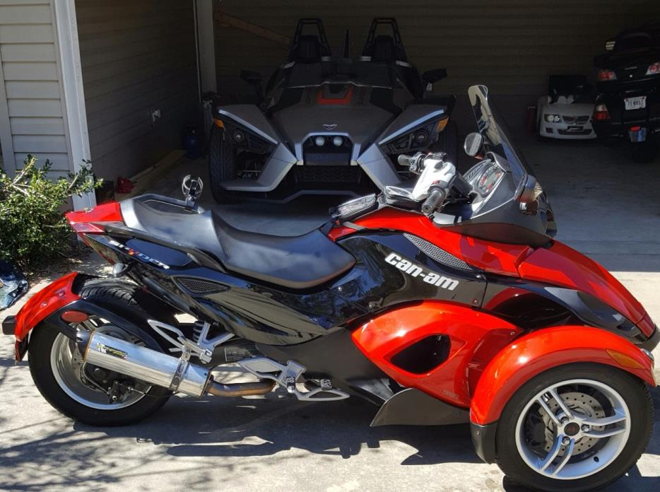 2010 Can-Am SPYDER RS-S SE5