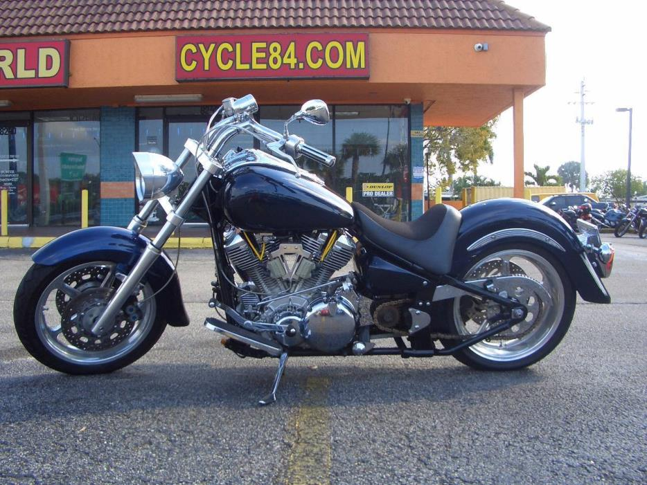 Yamaha road star motorcycles for sale in florida for Yamaha motorcycle for sale florida