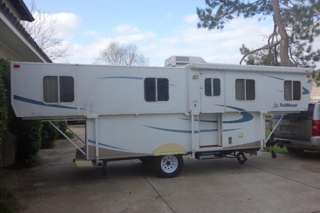 2008 Trailmanor 2720