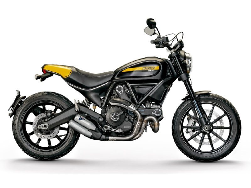 2017 Ducati Scrambler Full Throttle