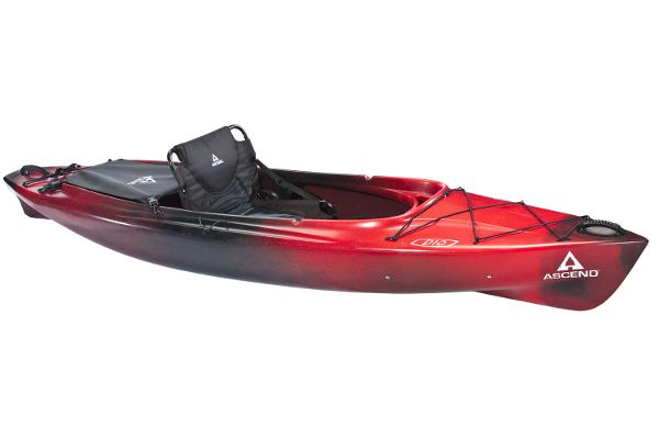 2015 Ascend D10 Sit-In (Red/Black)