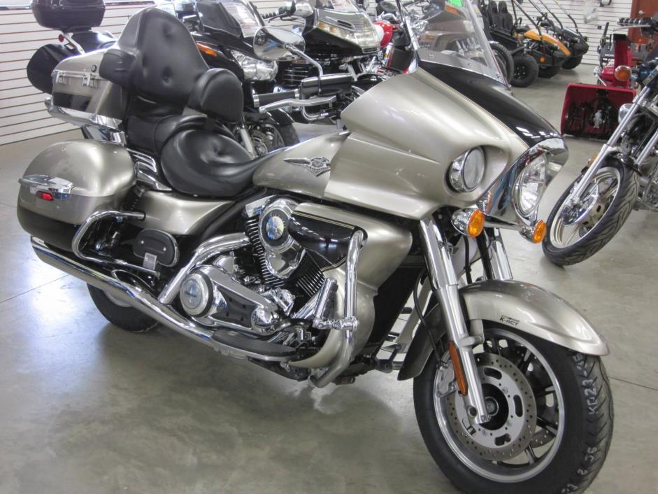 2009 Kawasaki Vulcan 1700 Voyager ABS