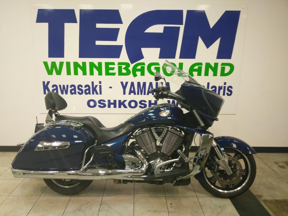 2011 Victory Cross Country - Imperial Blue