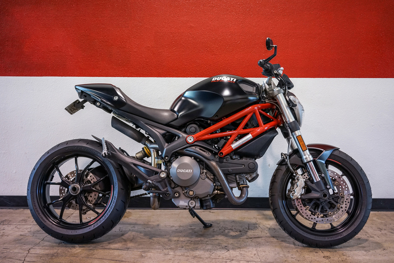2012 Ducati Monster 796
