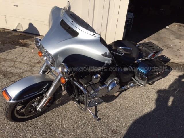 2014 Harley-Davidson ELECTRA GLIDE CLASSIC