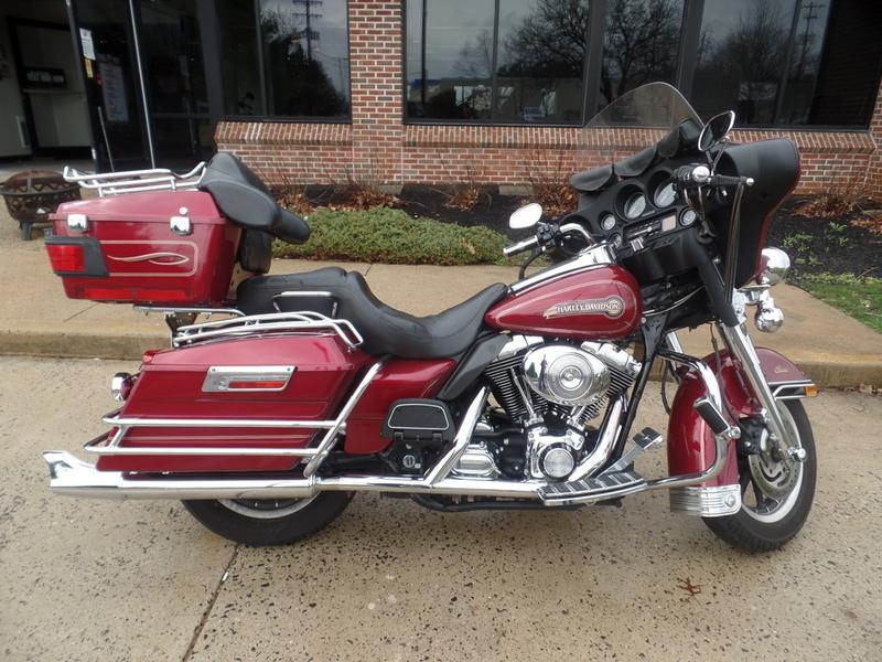 2005 Harley-Davidson FLHTC-I