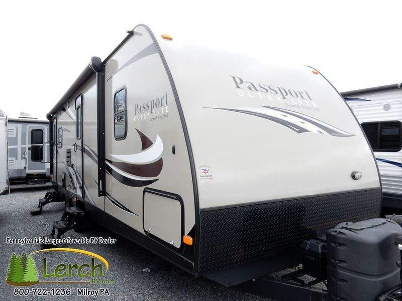 2015 Keystone Rv Passport 2890RL