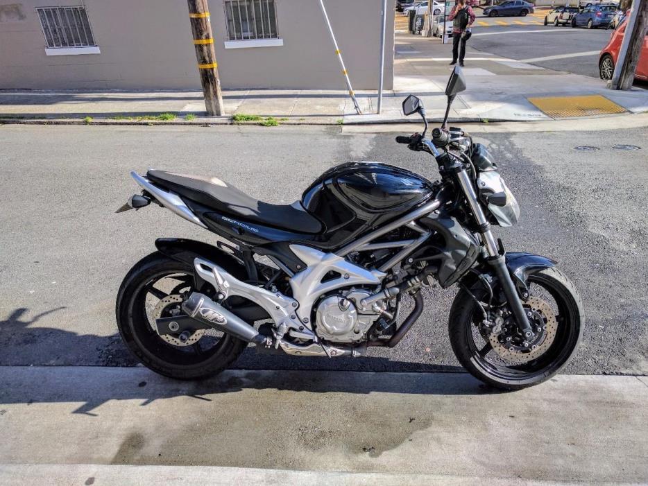 2009 Suzuki SFV650 GLADIUS