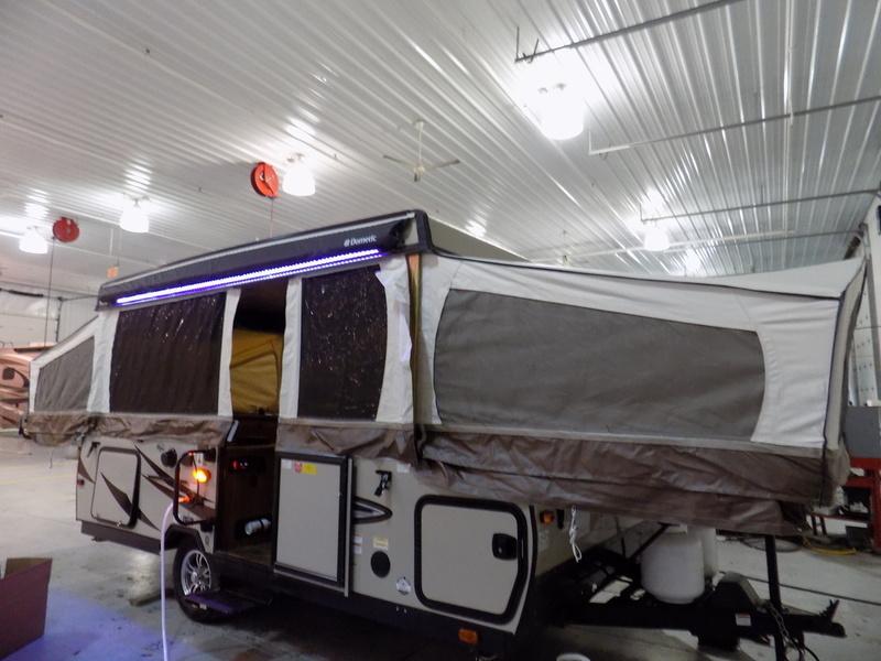 2017 Forest River Rockwood Tent Camper 2317G