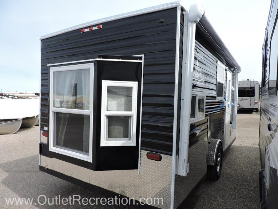 Ice Castle 8x17 Rv Edition Rvs For Sale