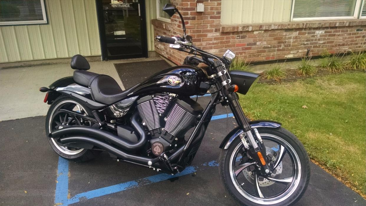 Victory Motorcycle cruse control replacement covers