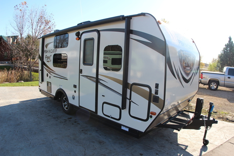 Travel trailers for sale in williston north dakota for Fishing in flagstaff
