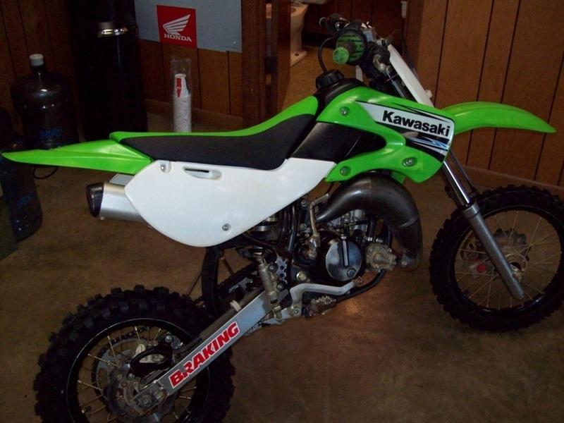 2011 Kawasaki KX 65