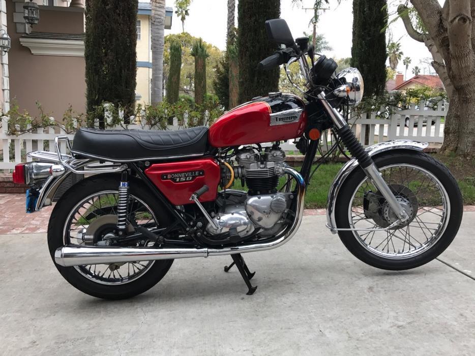 1978 Triumph 750