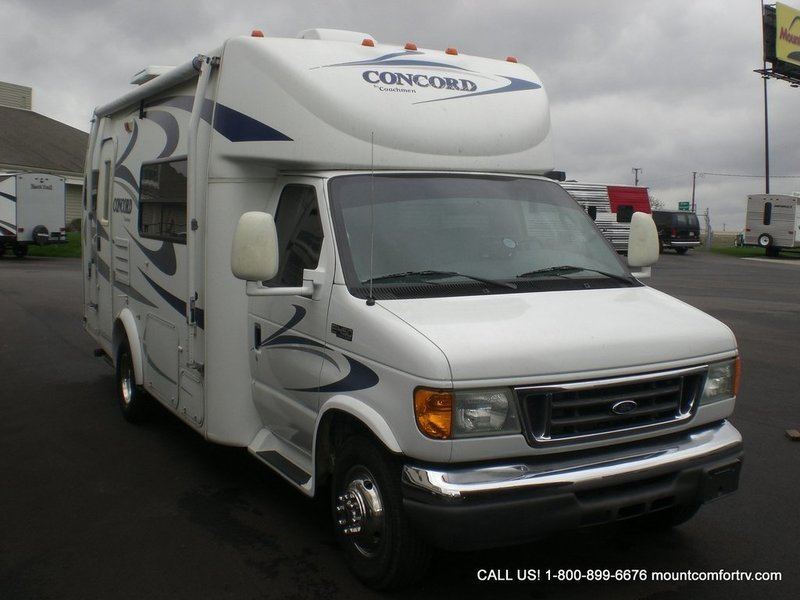 2006 Coachmen Concord 225RB