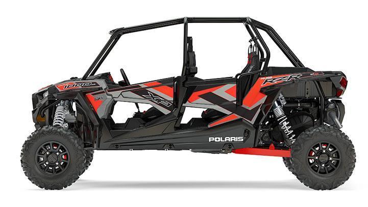 2017 Polaris RZR XP 4 1000 EPS