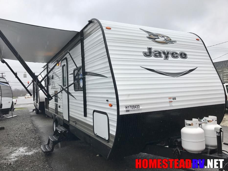 2017 Jayco 245RLSW JAY FLIGHT SLX