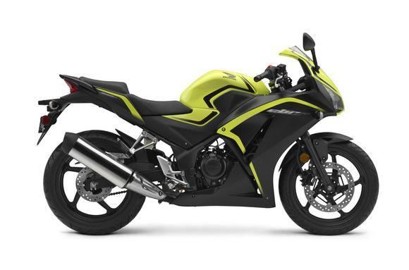 2016 Honda CBR 300R