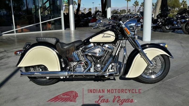 2000 Indian Motorcycle Chief