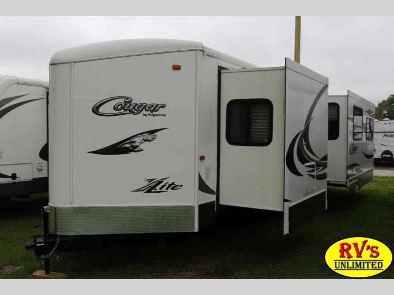 Keystone Cougar Lite 30 Wcv Rvs For Sale