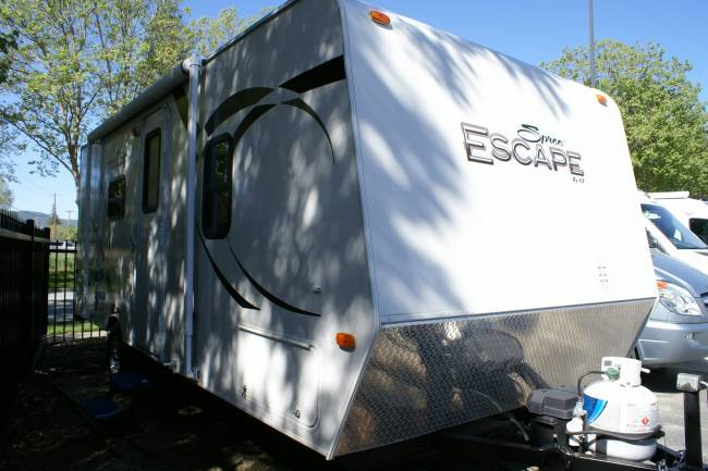 2012 K-Z Spree Escape 200S