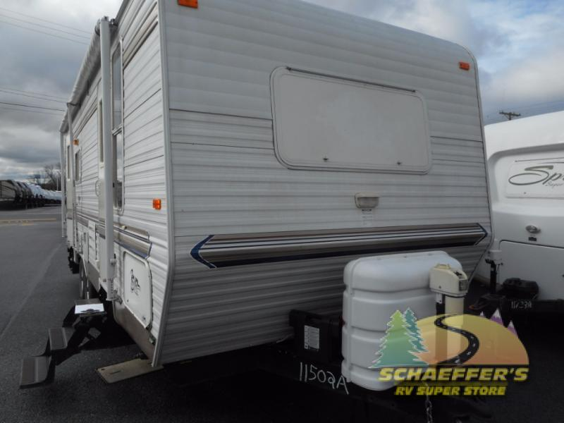 2004 Sunline Solaris T279SR