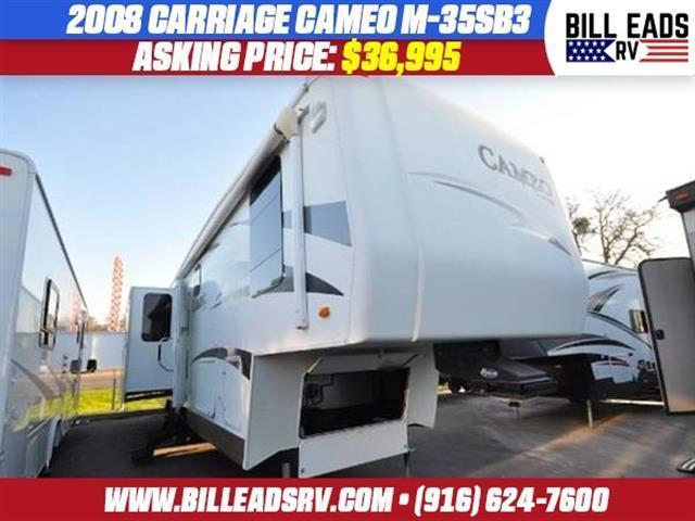 2008 Carriage Cameo M-35SB3