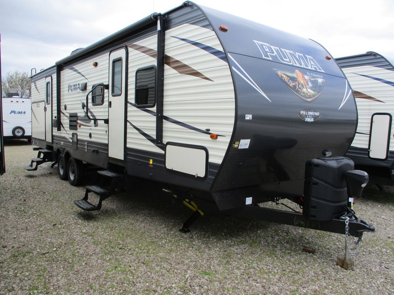 2018 Palomino Puma Travel Trailers 31-BHSS