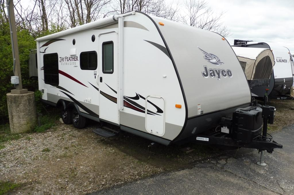 2014 Jayco Jay Feather Ultra Lite 213