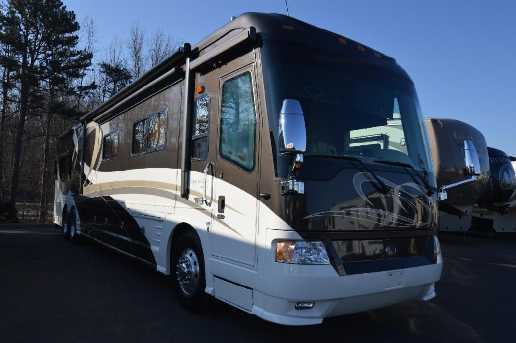 2007 Country Coach INTRIGUE 530 JUBILEE