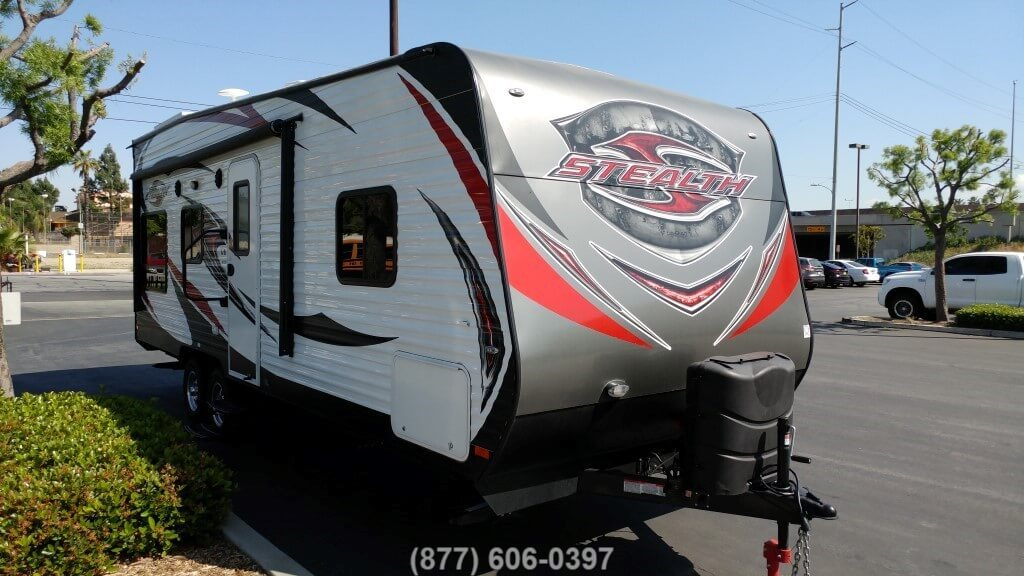 2016 Forest River Stealth WA2313
