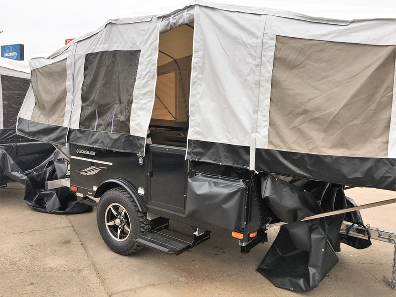 2017 Livinlite Quicksilver QuickSilver Tent Campers 8.0