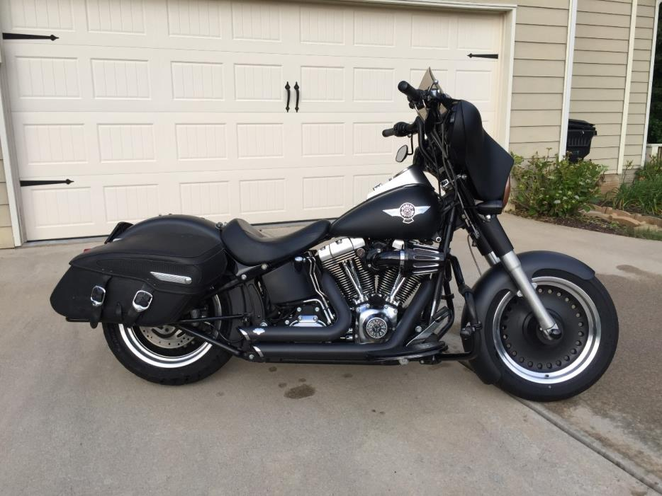 Harley Davidson Fat Boy Lo Motorcycles For Sale In Georgia