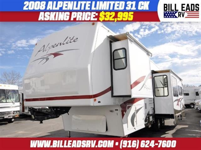 2008 Alpenlite Limited 31 CK