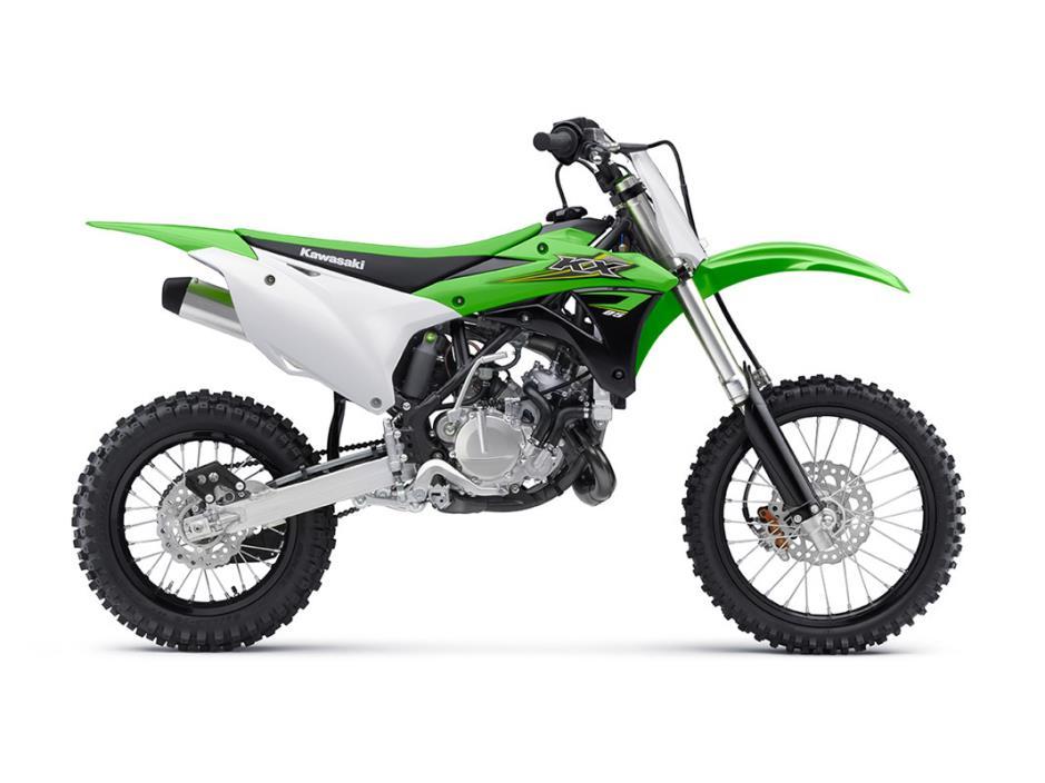 2017 Kawasaki KX85