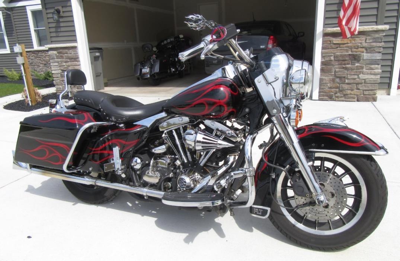 Harley Davidson Shovelhead motorcycles for sale in Indiana