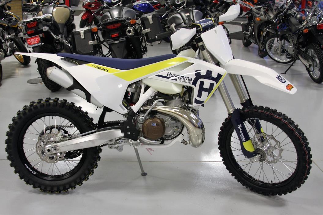 2017 Husqvarna TX300