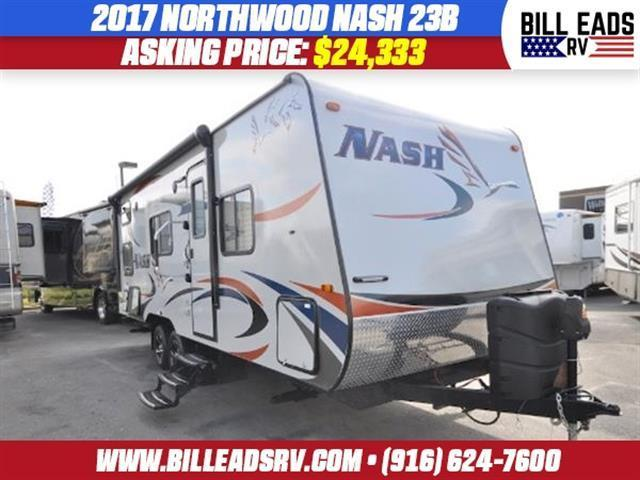 2017 Northwood Nash 23B