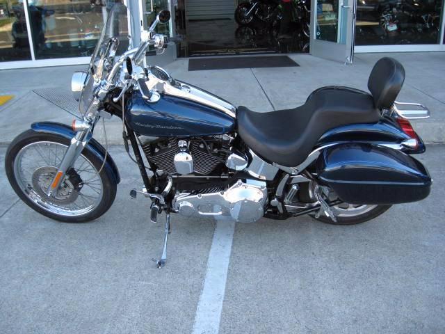 2001 Harley-Davidson FXSTD/FXSTDI Softail Deuce™