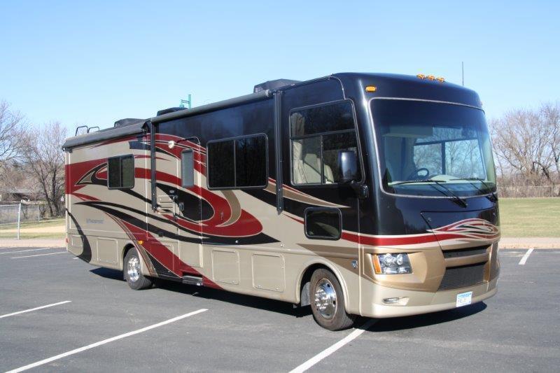 2013 Thor Motor Coach WINDSPORT 33G