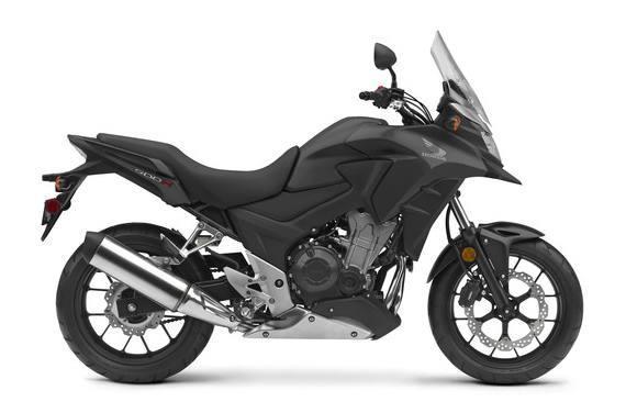 2016 Honda CB 500X
