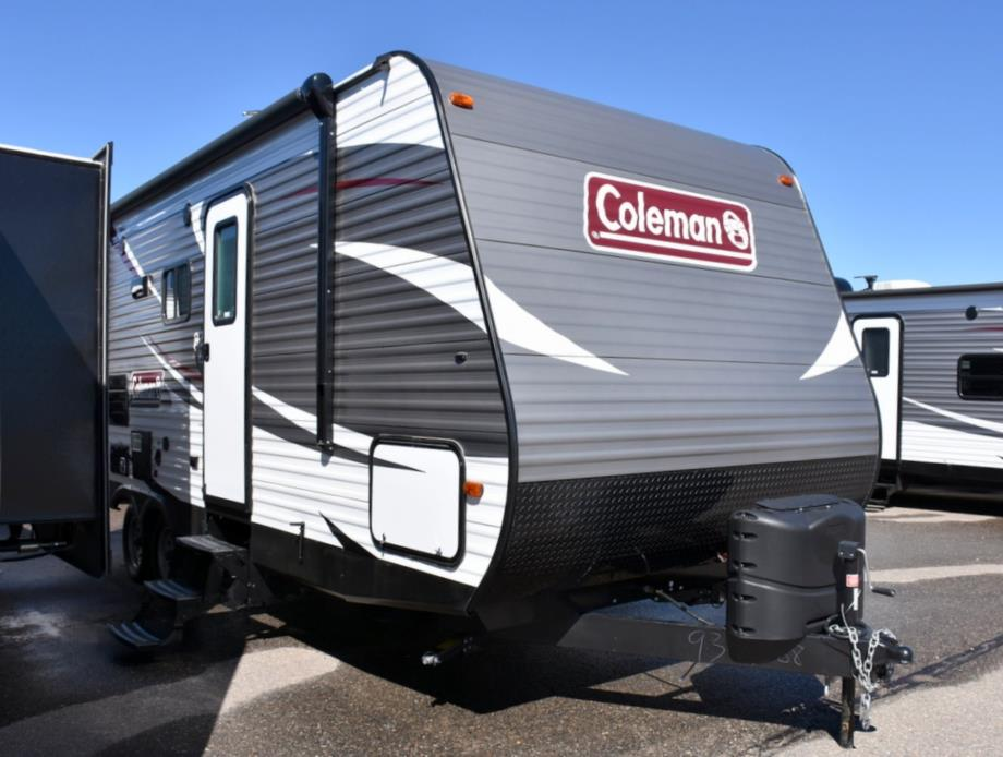 2017 Coleman COLEMAN CTS244BH