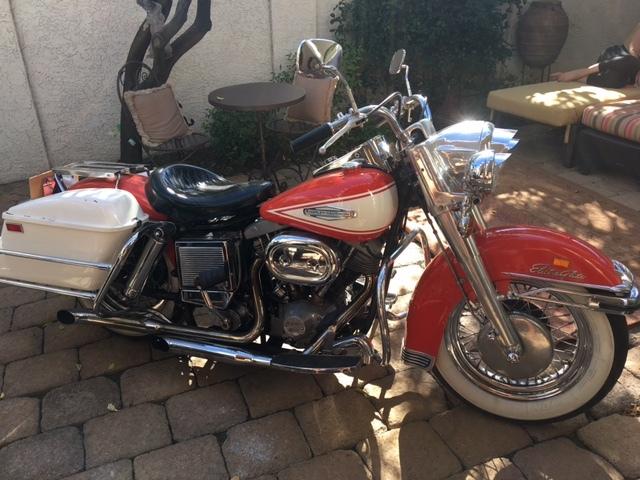 1970 Harley-Davidson ELECTRA GLIDE