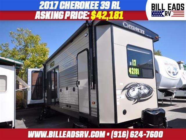 2017 Cherokee 39 RL